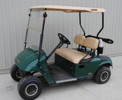 Complete Turf 2002 Ezgo Txt Electric Golf Cart